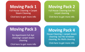 end of lease cleaning melbourne package