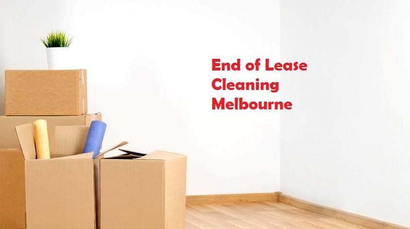 end of lease cleaning in Melbourne